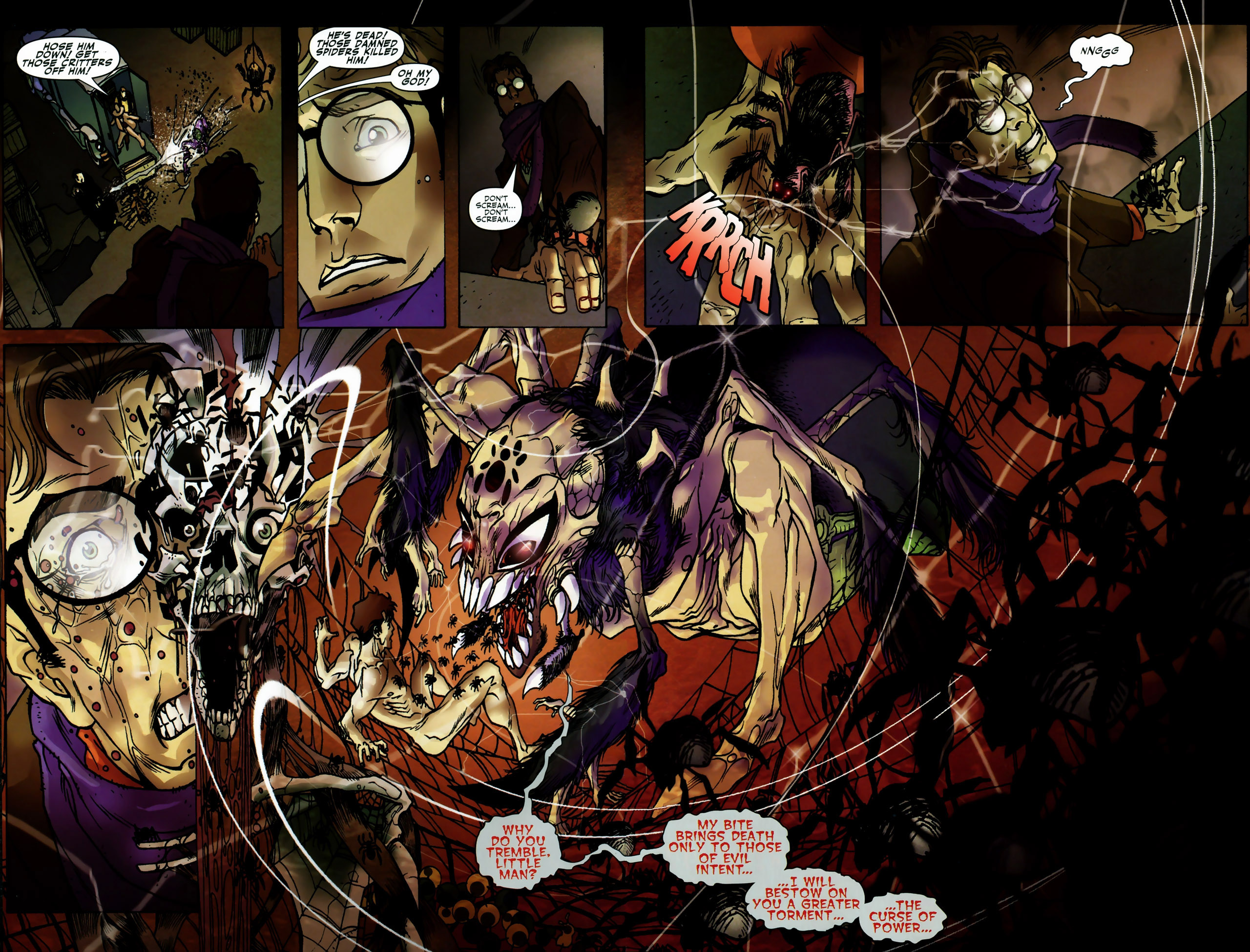 "comics review: ""spider-man noir"" | redrawing the new york-comics"